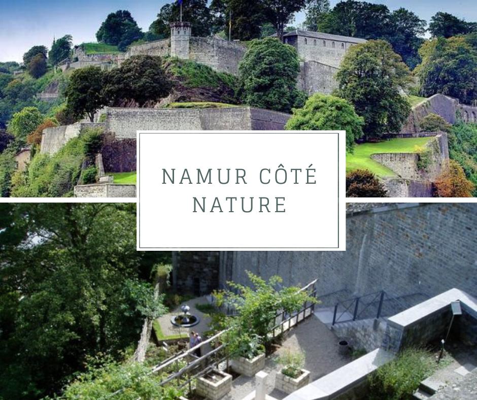Namur côté nature