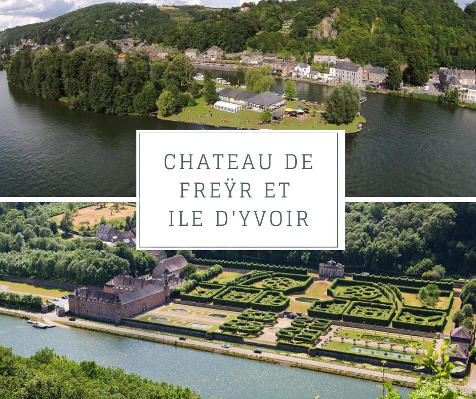 Chateau de Freÿr et repas(...)