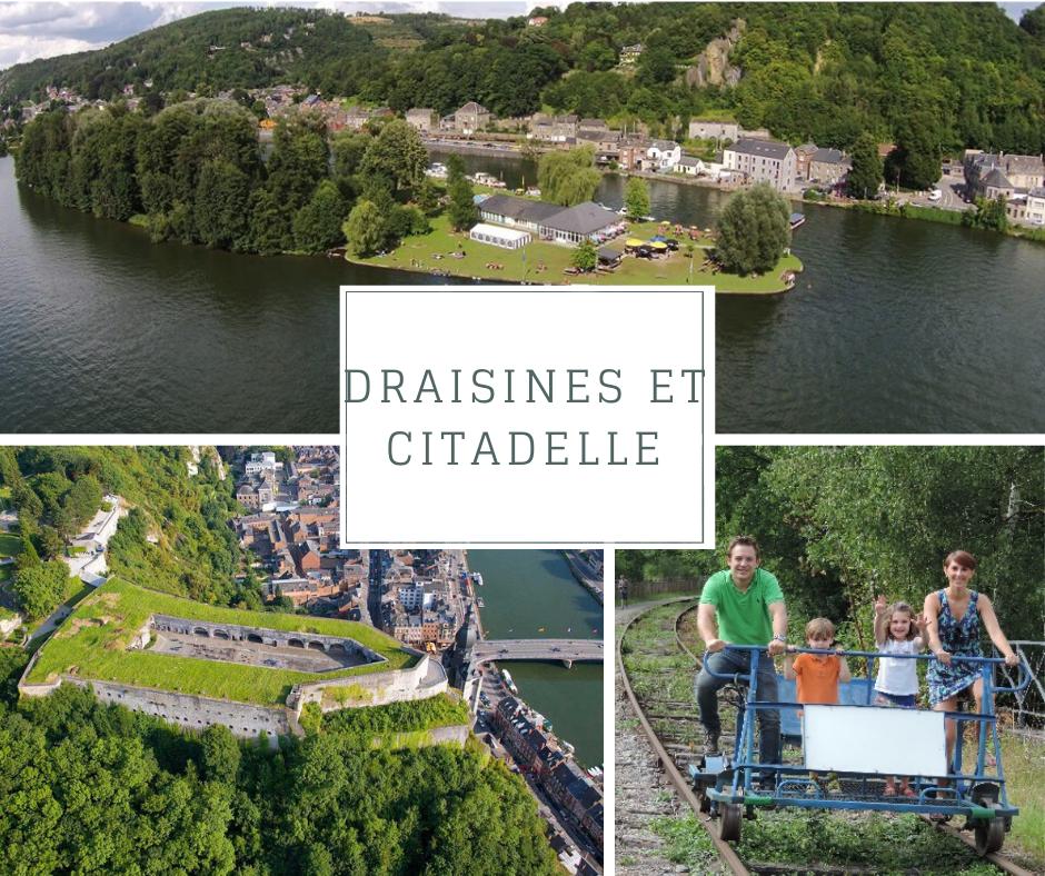 Ile d'Yvoir (Citadelle de(...)