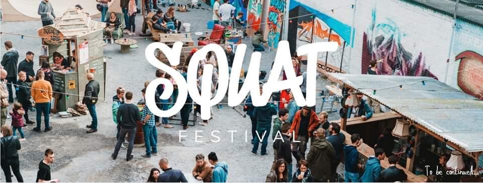 Squat festival