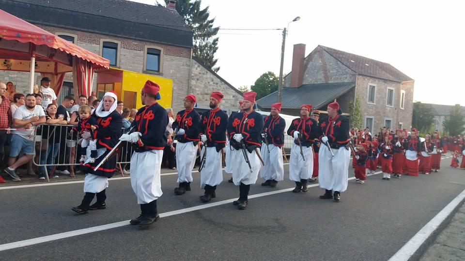 Marche folklorique Sainte-Remf