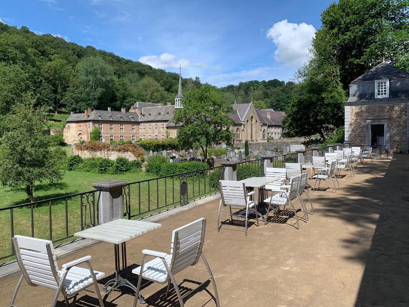 La Terrasse de l'Abbaye(...)