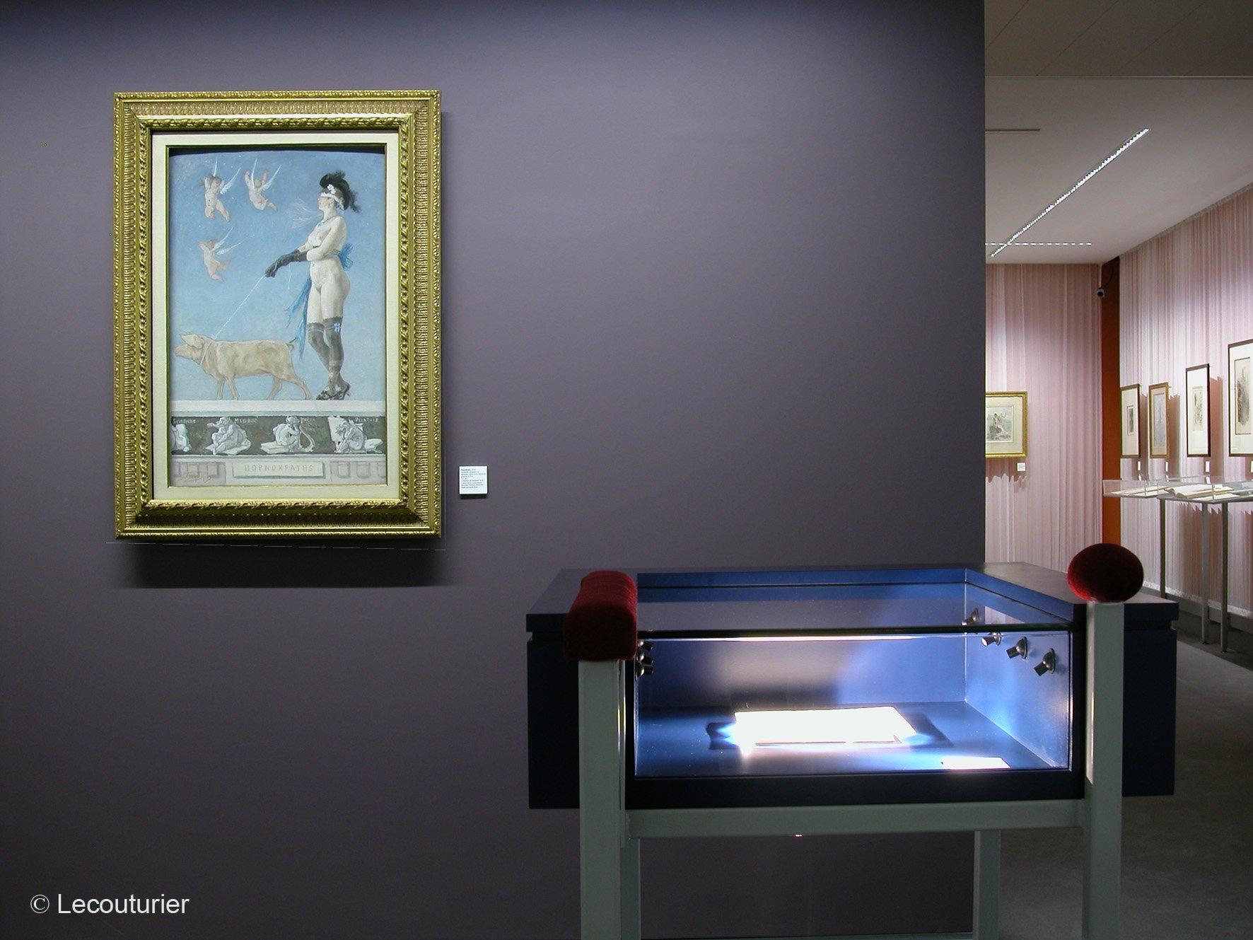 Musée Rops - Pornokrates