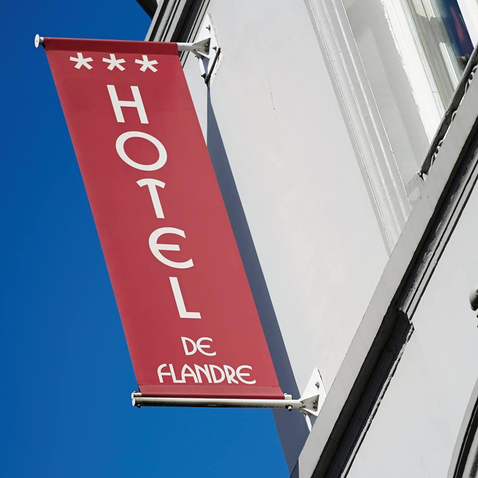 Grand Hotel de Flandre enseigne