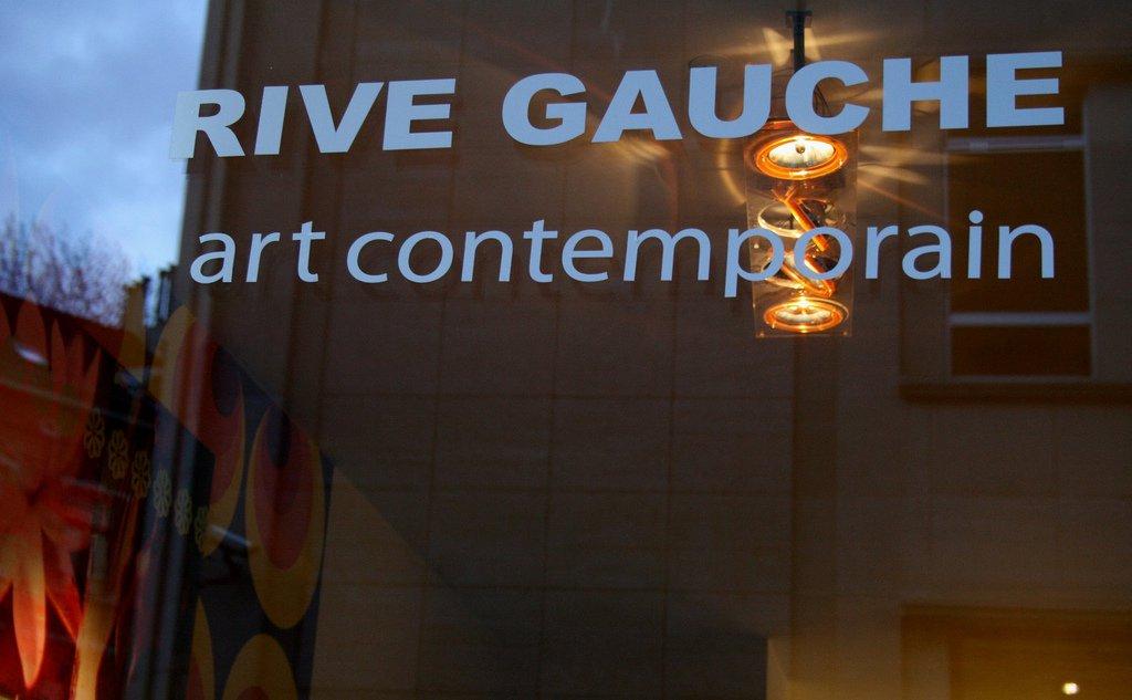 Rive Gauche galerie d'art(...)