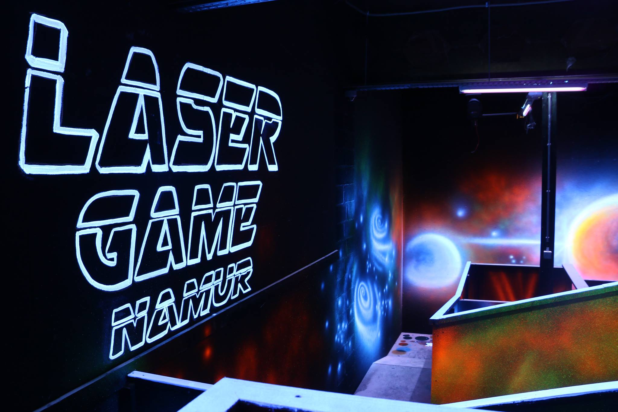 Laser game (c) laser game St-Servais