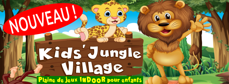 KIDS JUNGLE VILLAGE