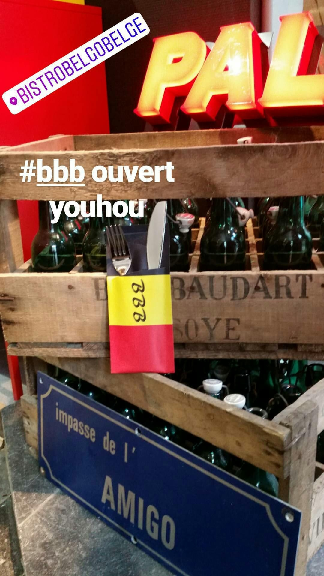 L'Estaminet du BBB