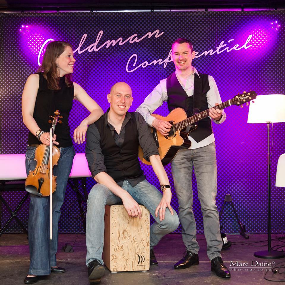 Concert : « Goldman Confidentie