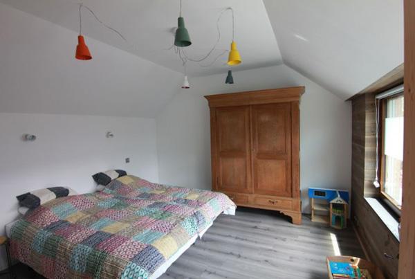Chambre 2 lits - RD Gite Bonneville