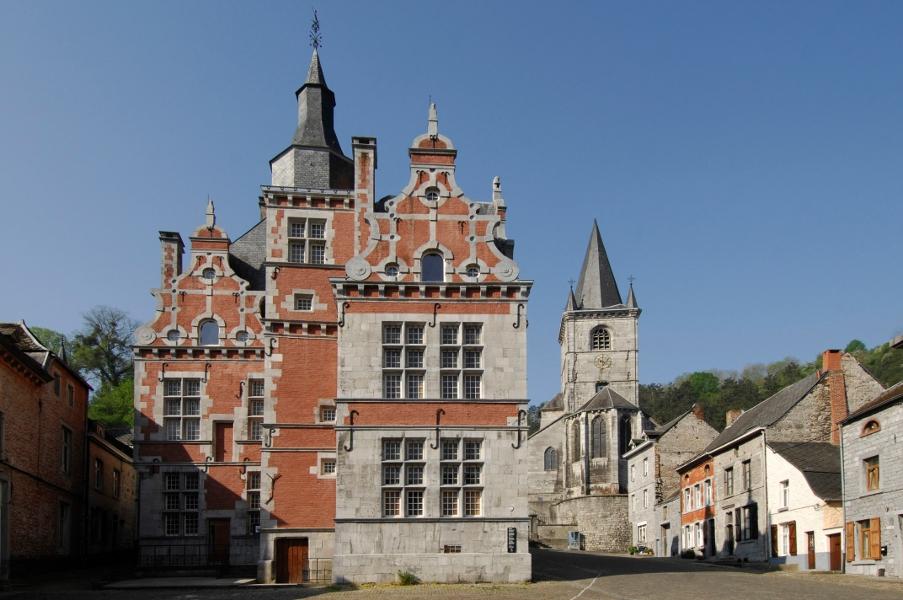 Maison du Patrimoine Médiéval Mosan à Bouvignes MAV