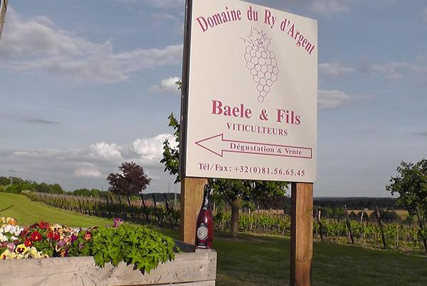 Domaine du Ry d'Argent Baele et Fils