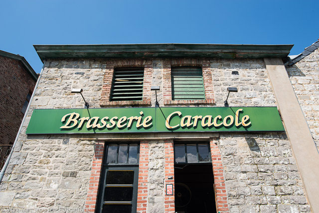 Brasserie Caracole ext