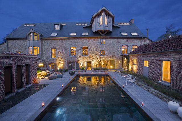 Namur - Ne5t Hotel & Spa