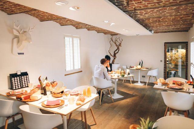 Namur - Ne5t Hotel & Spa (Restaurant)