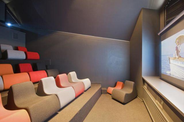 Namur - Ne5t Hotel & Spa (Salle de cinéma)