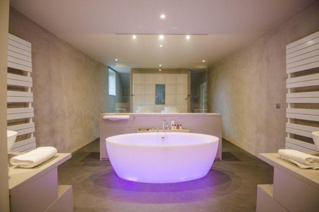 Namur - Ne5t Hotel & Spa (Suite Terrasse)