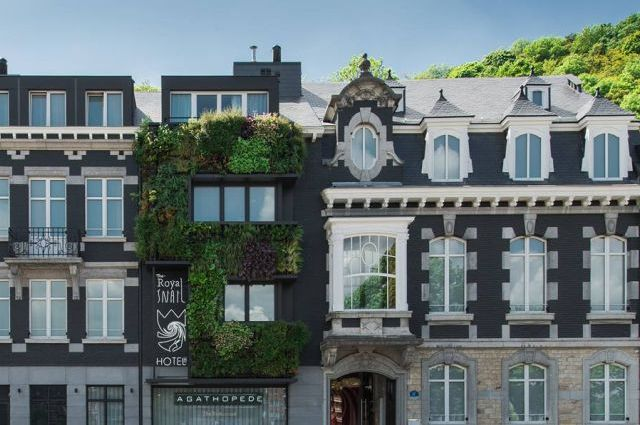 Namur - The Royal Snail Hotel