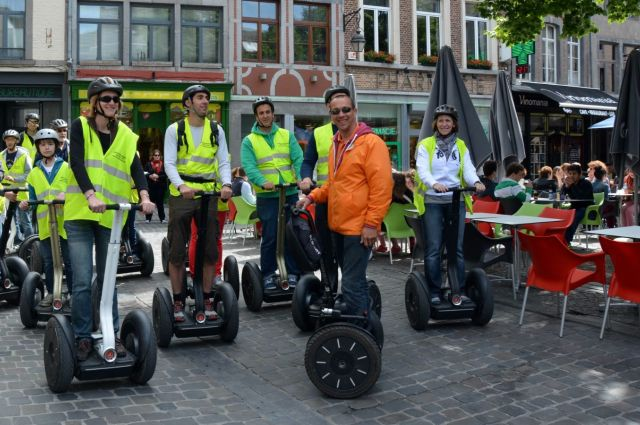 LOCATION DE SEGWAYS