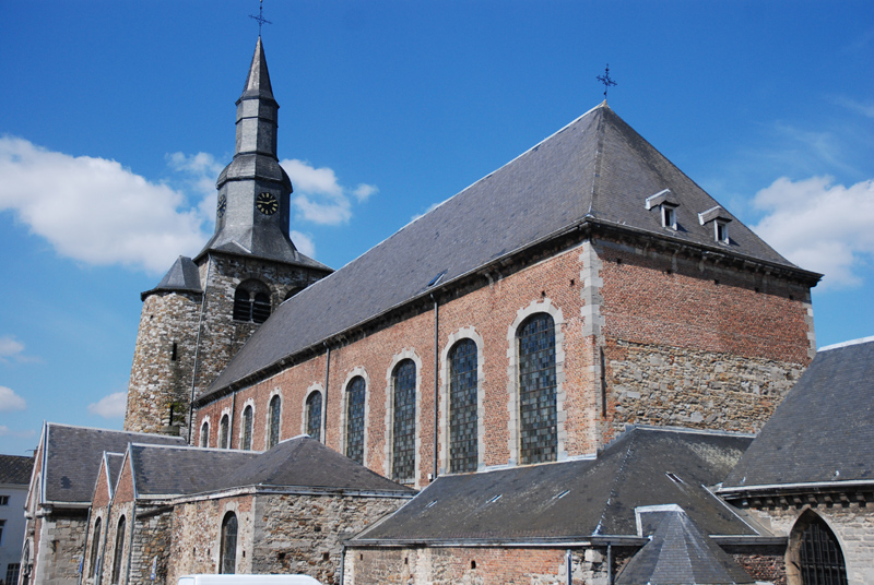 Collégiale Saint-Feuillen Fosses-la-Ville2