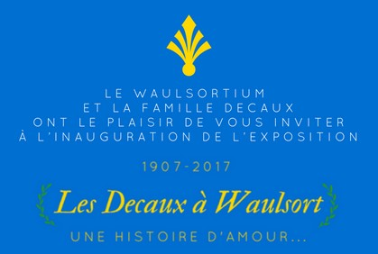 Les Decaux à Waulsort, une(...)