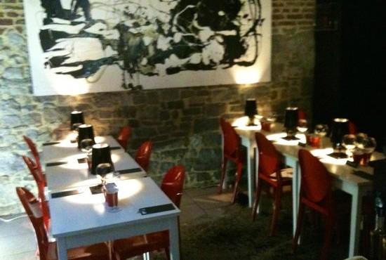 La Gourmandise Italienne restaurant Namur
