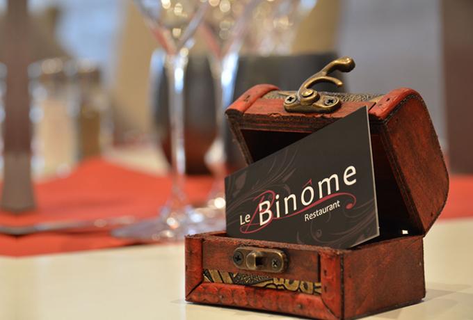Le Binôme