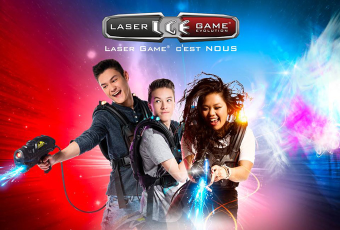 Laser Game Evolution Namur