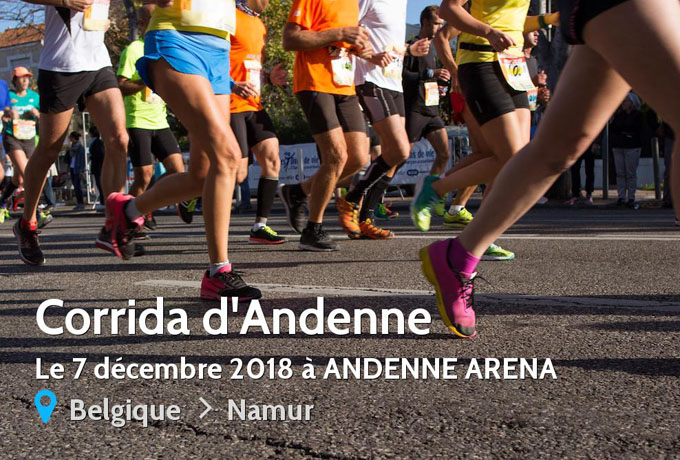 Corrida d'Andenne