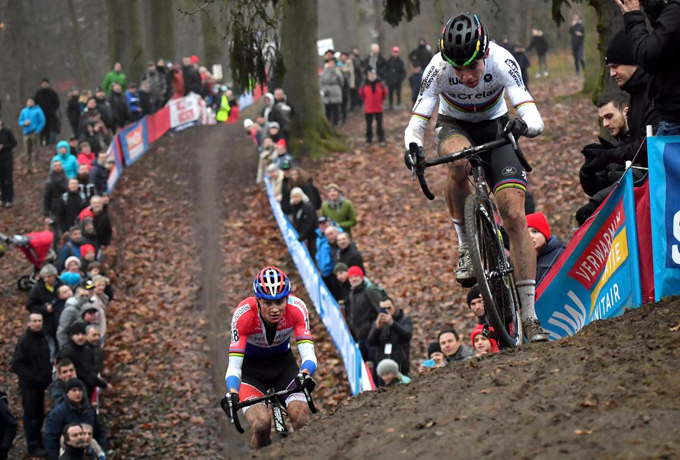Hiver Championnat du monde de Cyclo-cross à la Citadelle