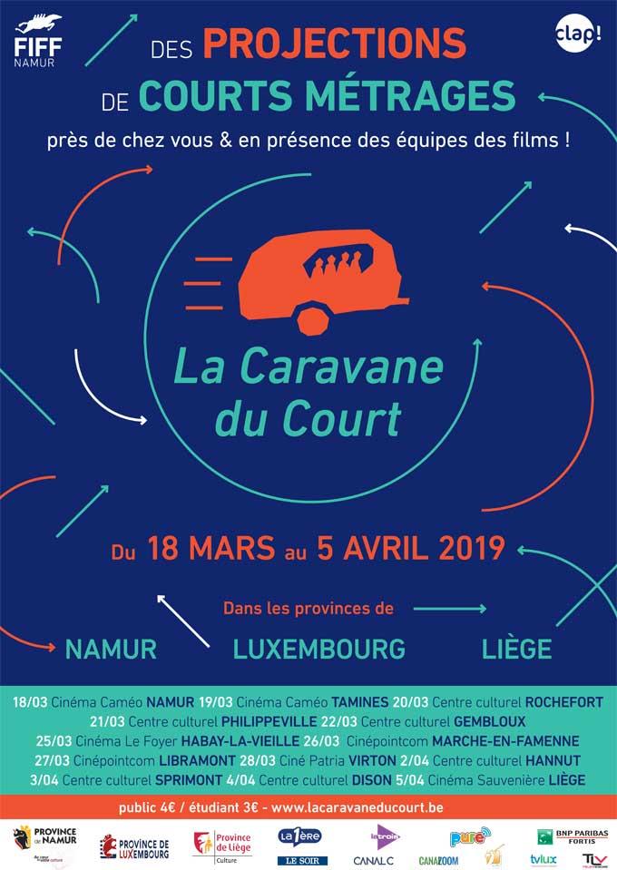 La Caravane du Court 2019