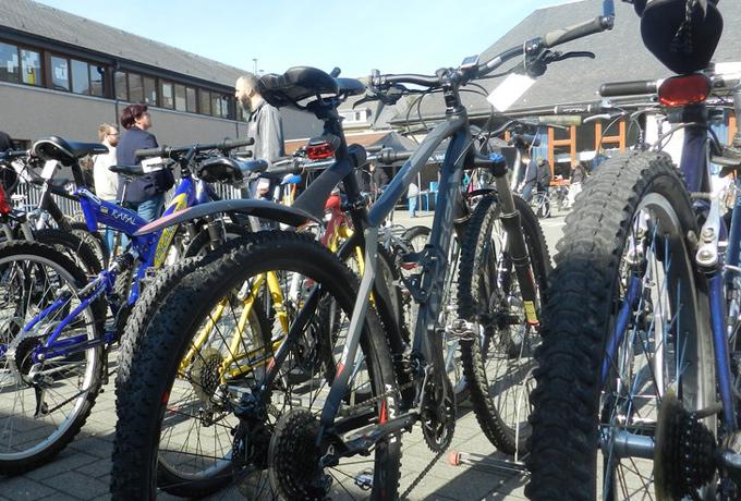 Grande bourse aux vélos(...)