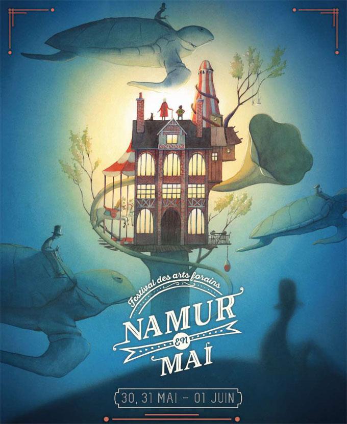 Namur en mai - Festival(...)