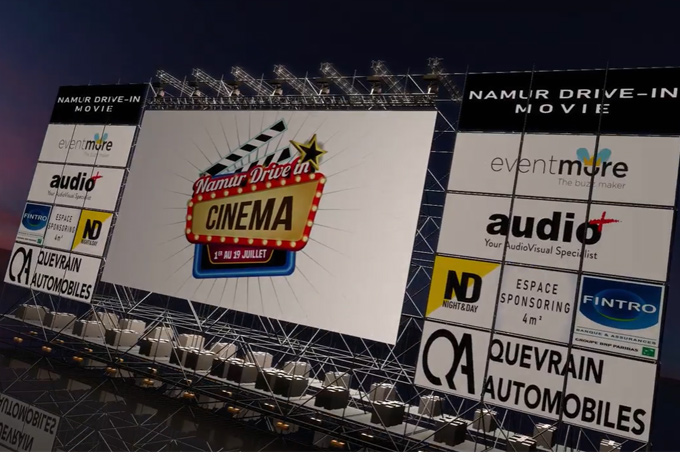 Namur Drive In Cinema